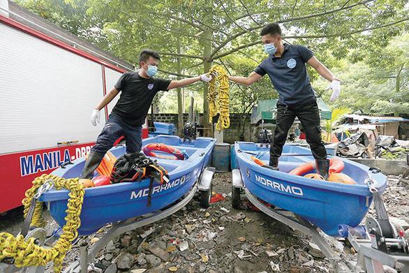 Philippines sơ tán hơn1 triệu dân tránh 'siêu bão mạnh nhất thế giới Goni - Ảnh 5.