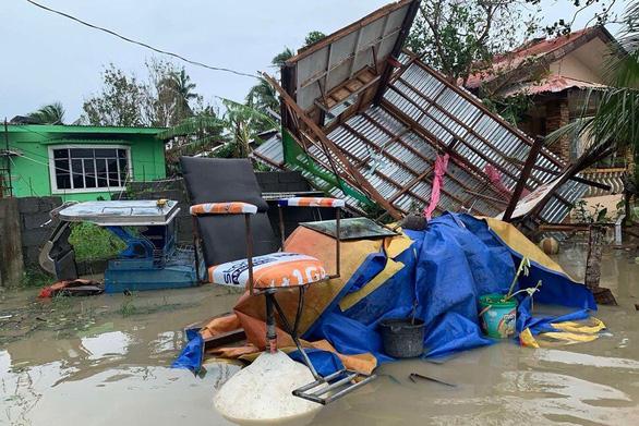 Philippines sơ tán hơn1 triệu dân tránh 'siêu bão mạnh nhất thế giới Goni - Ảnh 6.