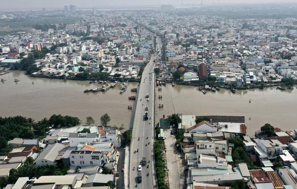 Sài Gòn nhớ nhớ thương thương - Kỳ 7: Đường xưa về Nhà Bè - Ảnh 1.