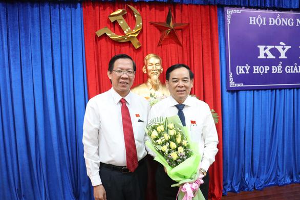 Bến Tre có tân chủ tịch UBND tỉnh - Ảnh 1.