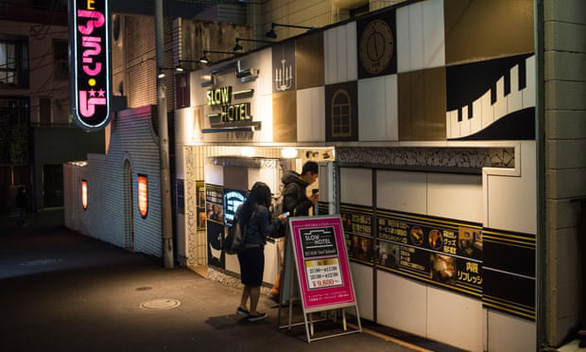 Khách sạn tình yêu ở Nhật Bản bị tố kỳ thị các cặp đôi đồng giới - Ảnh 1.