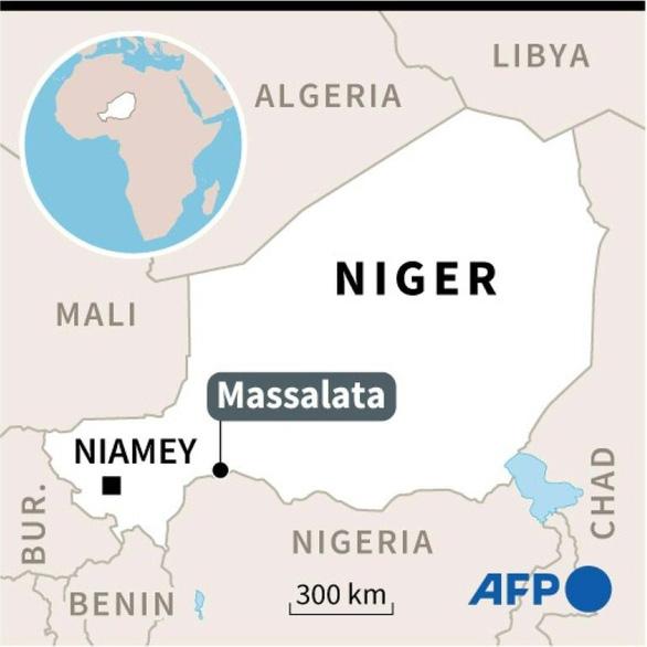 Chiến thắng tuyệt vời - Giải cứu công dân Mỹ khỏi tay nhóm vũ trang ở Niger - Ảnh 1.