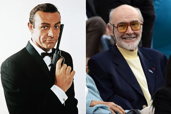 Diễn viên Sean Connery - James Bond đầu tiên - qua đời ở tuổi 90 - Ảnh 4.