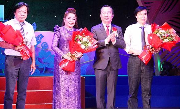 Khai mạc cuộc thi Tài năng diễn viên sân khấu cải lương Trần Hữu Trang 2020 - Ảnh 2.