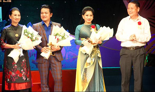 Khai mạc cuộc thi Tài năng diễn viên sân khấu cải lương Trần Hữu Trang 2020 - Ảnh 3.