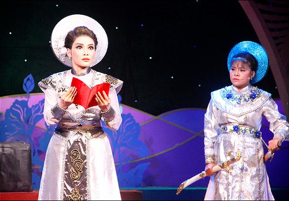 Khai mạc cuộc thi Tài năng diễn viên sân khấu cải lương Trần Hữu Trang 2020 - Ảnh 1.