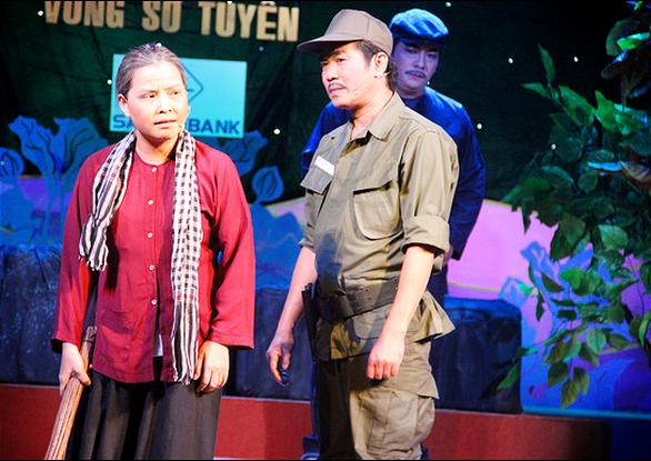 Khai mạc cuộc thi Tài năng diễn viên sân khấu cải lương Trần Hữu Trang 2020 - Ảnh 4.