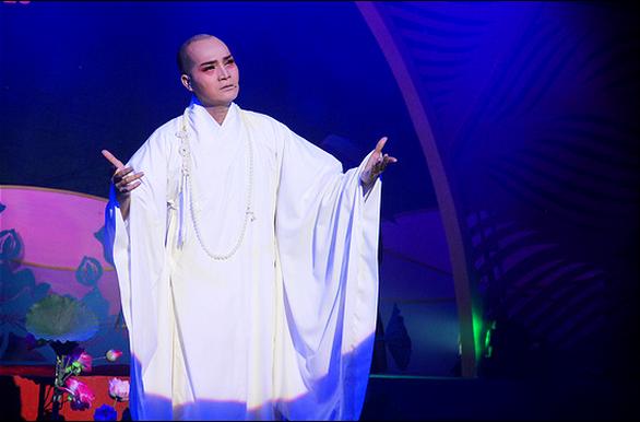 Khai mạc cuộc thi Tài năng diễn viên sân khấu cải lương Trần Hữu Trang 2020 - Ảnh 5.