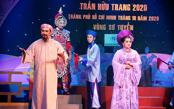 Khai mạc cuộc thi Tài năng diễn viên sân khấu cải lương Trần Hữu Trang 2020 - Ảnh 6.