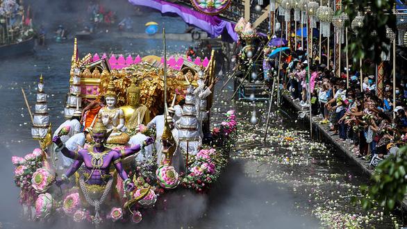 Thái Lan bắt đầu đón khách quốc tế - Ảnh 1.