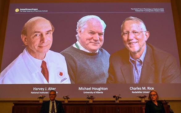 Nobel y sinh 2020: Virus viêm gan C được tìm thấy thế nào? - Ảnh 1.