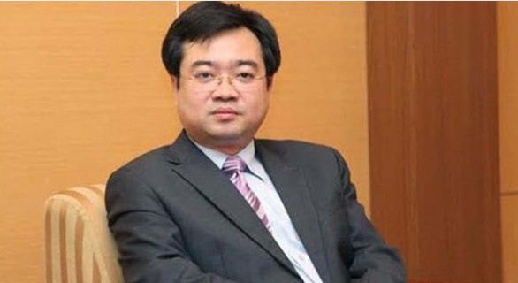 Bí thư Kiên Giang Nguyễn Thanh Nghị làm thứ trưởng Bộ Xây dựng - Ảnh 1.
