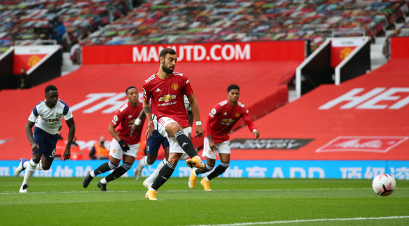 Mắc nhiều sai lầm, Man Utd thảm bại 1-6 trước Tottenham - Ảnh 1.