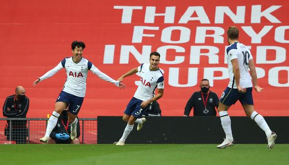 Mắc nhiều sai lầm, Man Utd thảm bại 1-6 trước Tottenham - Ảnh 3.