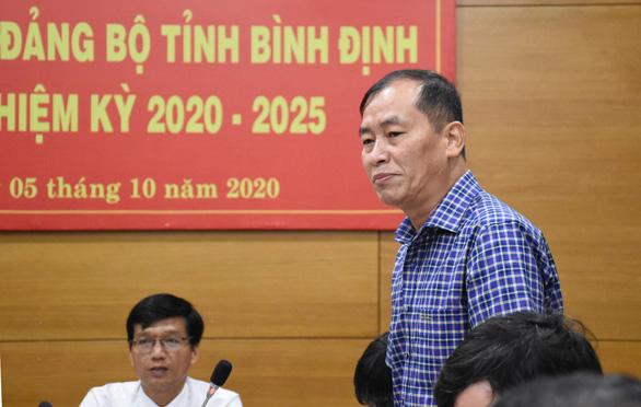 Nhân sự Đại hội Đảng tỉnh Bình Định: không còn phải giải quyết đơn khiếu nại, tố cáo nào - Ảnh 2.