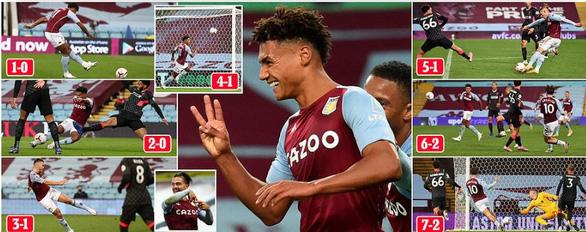 Khó tin: Liverpool thảm bại 2-7 trước Aston Villa - Ảnh 1.