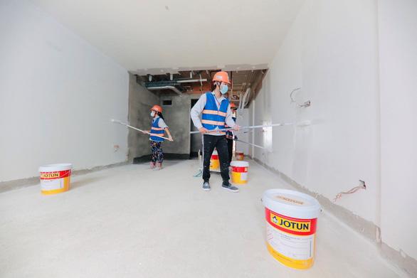 Jotun chính thức trở thành đối tác cung cấp sơn  cho dự án The Arena - Ảnh 2.