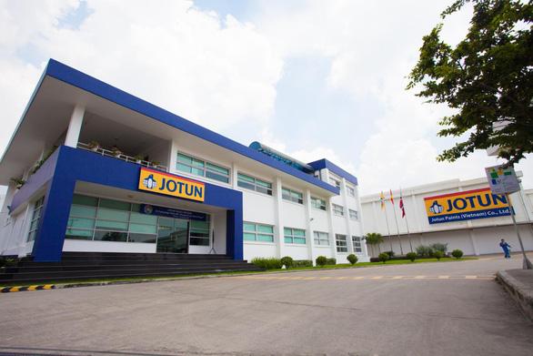 Jotun chính thức trở thành đối tác cung cấp sơn  cho dự án The Arena - Ảnh 3.