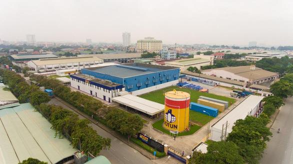 Jotun chính thức trở thành đối tác cung cấp sơn  cho dự án The Arena - Ảnh 4.