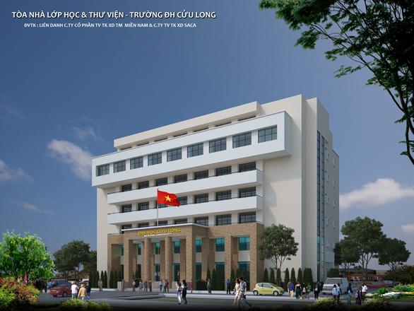 Trường Đại học Cửu Long: Công bố điểm trúng tuyển năm 2020 - Ảnh 1.