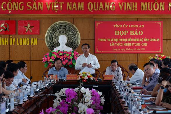 Ông Nguyễn Thanh Nghị vẫn điều hành Đại hội Đảng bộ tỉnh Kiên Giang - Ảnh 2.