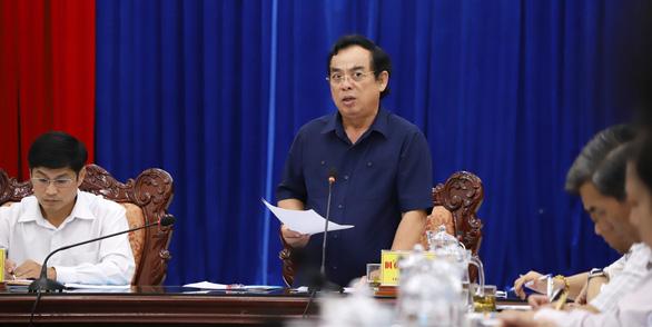 Có một số đơn thư tố cáo nhân sự cơ cấu tham gia Ban chấp hành Đảng bộ tỉnh Bạc Liêu - Ảnh 1.
