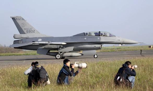 Mỹ - Đài Loan họp bàn về loại vũ khí tốt nhất để bảo vệ Đài Loan - Ảnh 2.