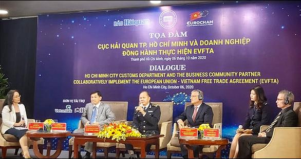 Nhờ EVFTA, người Việt sẽ không phải bay sang các nước mua sắm hàng hiệu - Ảnh 1.