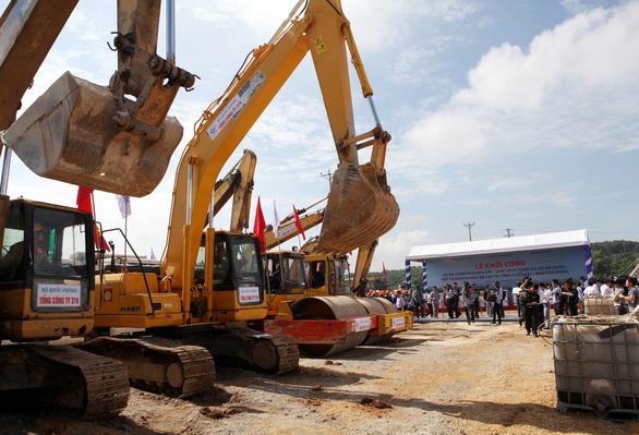 Hai dự án PPP đường cao tốc Bắc - Nam không có nhà đầu tư dự thầu - Ảnh 1.