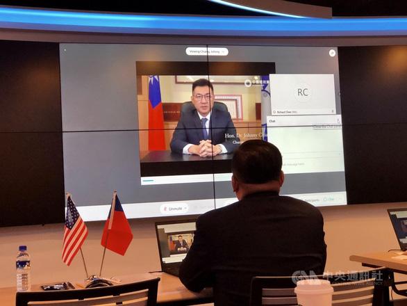 Mỹ - Đài Loan họp bàn về loại vũ khí tốt nhất để bảo vệ Đài Loan - Ảnh 1.