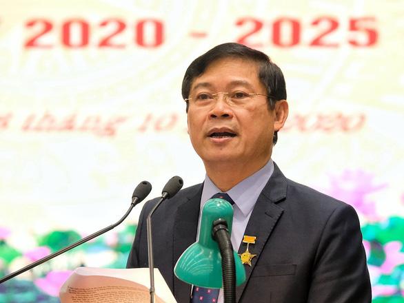 Đại hội Đảng bộ Hà Nội giới thiệu 81 người, bầu 71 người - Ảnh 2.
