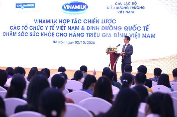 Vinamilk hợp tác quốc tế vì sức khỏe người Việt - Ảnh 5.