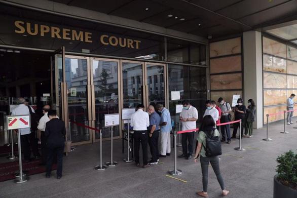 Thủ tướng Singapore ra tòa kiện người viết blog phỉ báng - Ảnh 2.