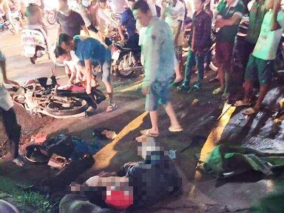 Nam thanh niên nghi trộm chó bị đánh nhập viện ở Hóc Môn - Ảnh 1.