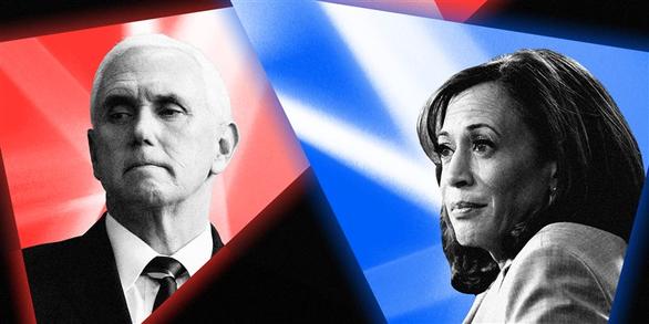 Cuộc tranh luận Pence - Harris sáng nay 8-10 có gì hay? - Ảnh 1.