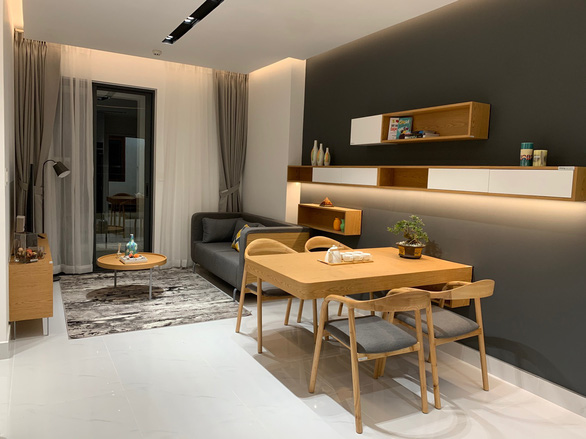 Hàng trăm khách hàng tham quan căn hộ mẫu dự án Phuc Dat Tower - Ảnh 3.