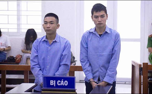 Tuyên tử hình hai tên cướp giết nam sinh viên chạy Grab - Ảnh 1.