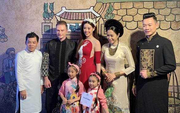 Hoa hậu Nguyễn Trần Khánh Vân làm đại sứ hình ảnh Lễ hội áo dài TP.HCM - Ảnh 2.