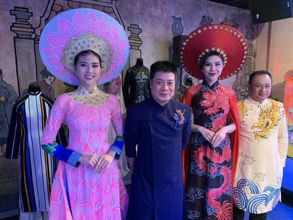 Hoa hậu Nguyễn Trần Khánh Vân làm đại sứ hình ảnh Lễ hội áo dài TP.HCM - Ảnh 5.