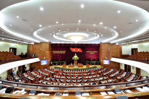 Trung ương thảo luận kỹ nội dung phát triển kinh tế - xã hội - Ảnh 1.