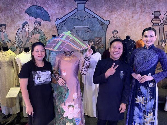 Hoa hậu Nguyễn Trần Khánh Vân làm đại sứ hình ảnh Lễ hội áo dài TP.HCM - Ảnh 4.