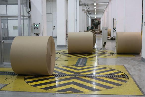 Nhà máy giấy Lee & Man xin nâng 2,5 lần công suất, Cần Thơ đề nghị cẩn trọng - Ảnh 2.