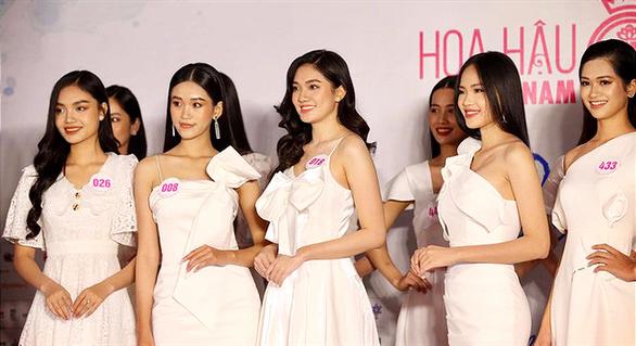 Thí sinh Hoa hậu Việt Nam tăng mạnh về trình độ học vấn nhờ… COVID-19 - Ảnh 1.