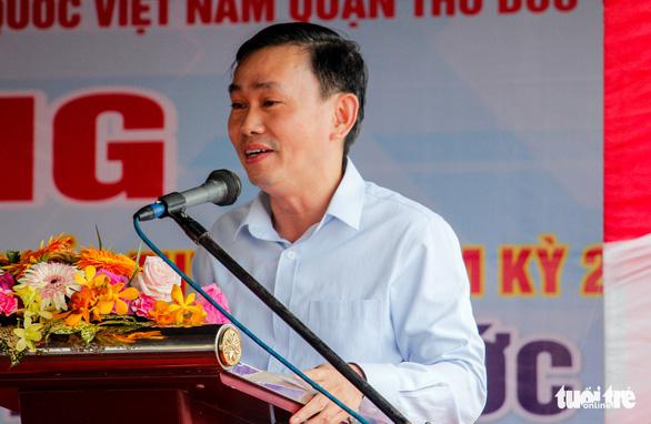 TP.HCM: Khởi công dự án xóa điểm ngập đường Võ Văn Ngân - Ảnh 2.