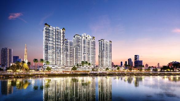 Tuyệt phẩm căn hộ cao cấp bên hồ ngay cửa ngõ Đông Sài Gòn - Ảnh 1.