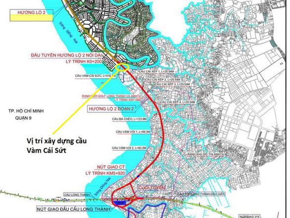 Bất động sản phía Đông TP.HCM rộng đường bứt phá nhờ hạ tầng - Ảnh 2.