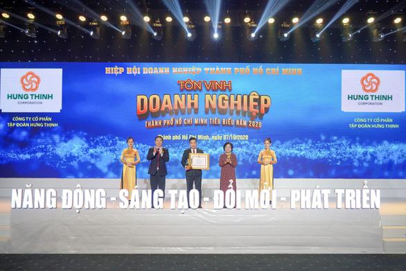 Hưng Thịnh đoạt 3 hạng mục giải thưởng lớn - Ảnh 1.