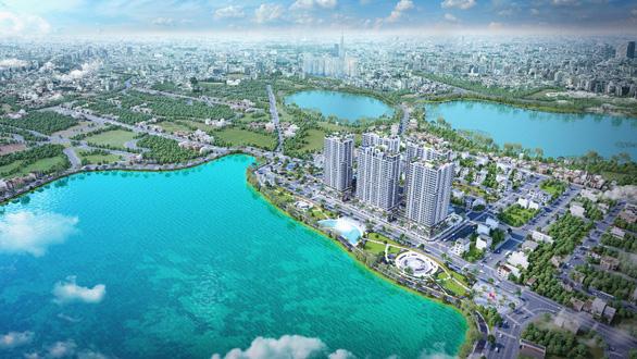 Tuyệt phẩm căn hộ cao cấp bên hồ ngay cửa ngõ Đông Sài Gòn - Ảnh 3.