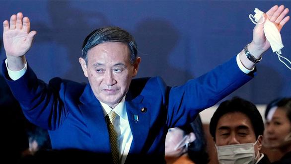 Thủ tướng Nhật Suga Yoshihide chọn Việt Nam là điểm công du đầu tiên - Ảnh 1.