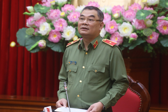 Bộ Công an đã giảm 6 tổng cục, hơn 1.000 đơn vị cấp phòng - Ảnh 1.